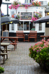 rose and crown, ludlow, shropshire, sunday lunch, real ale, open fire