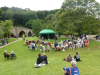 jazz on millennium green ludlow, self catering holiday accommodation, ludlow holiday let, accommodation in shropshire, dinham bridge ludlow